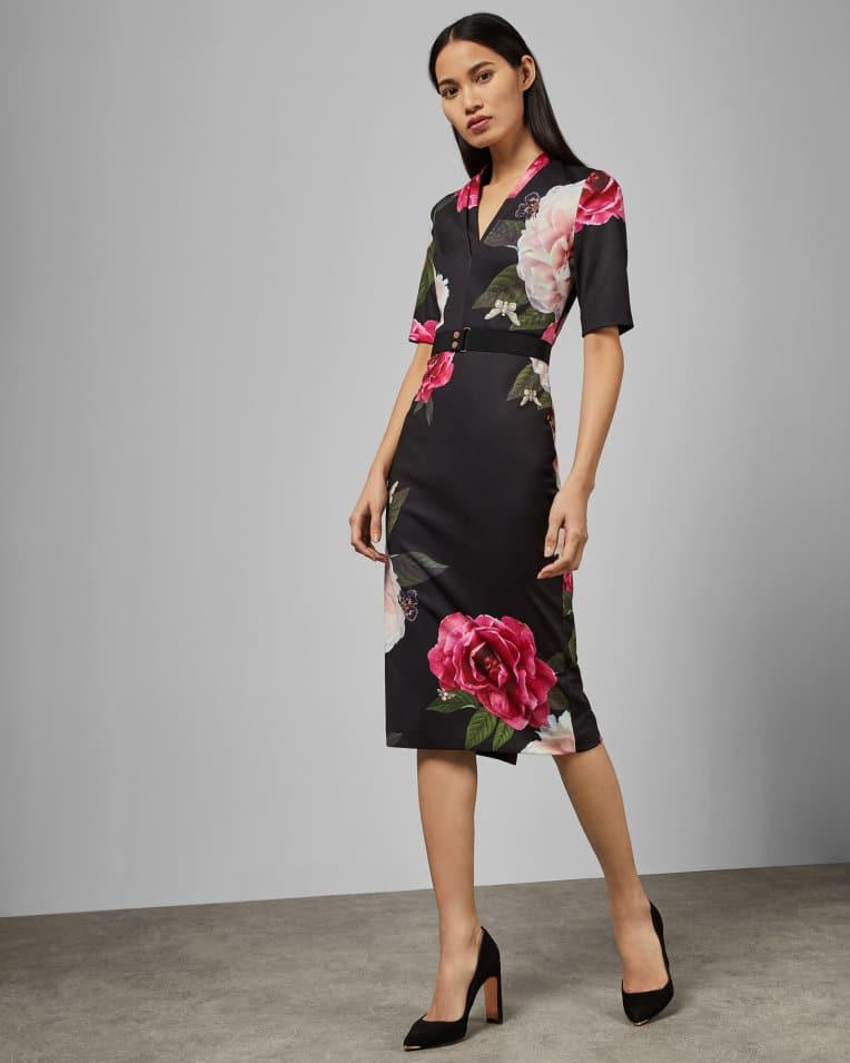 nl-Womens-Clothing-Dresses-GILANNO-Magnificent-V-neck-bodycon-dress-Black-WH9W_GILANNO_BLACK_1