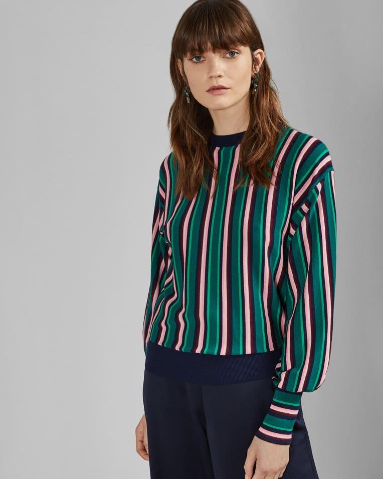 nl-Womens-Clothing-Knitwear-KIONAI-Full-sleeve-striped-jumper-Navy-WH9W_KIONAI_NAVY_1